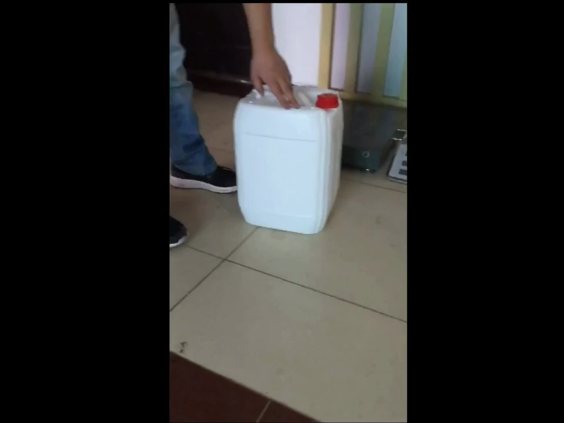 20-Liter-Behälter aus HDPE-Kunststoff-Kanistern