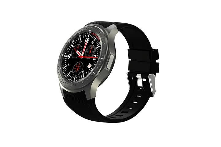 DM368 smart watch sim WCDMA 3G AMOLED hd screen MTK6580 quad core android 5.1 OS quad core CPU 3g wcdma smart watch
