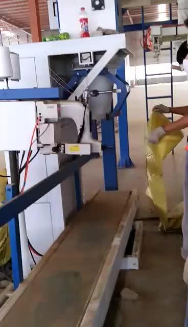 20-50 KG/Bag Automatica Macchina Imballatrice Del Sacchetto