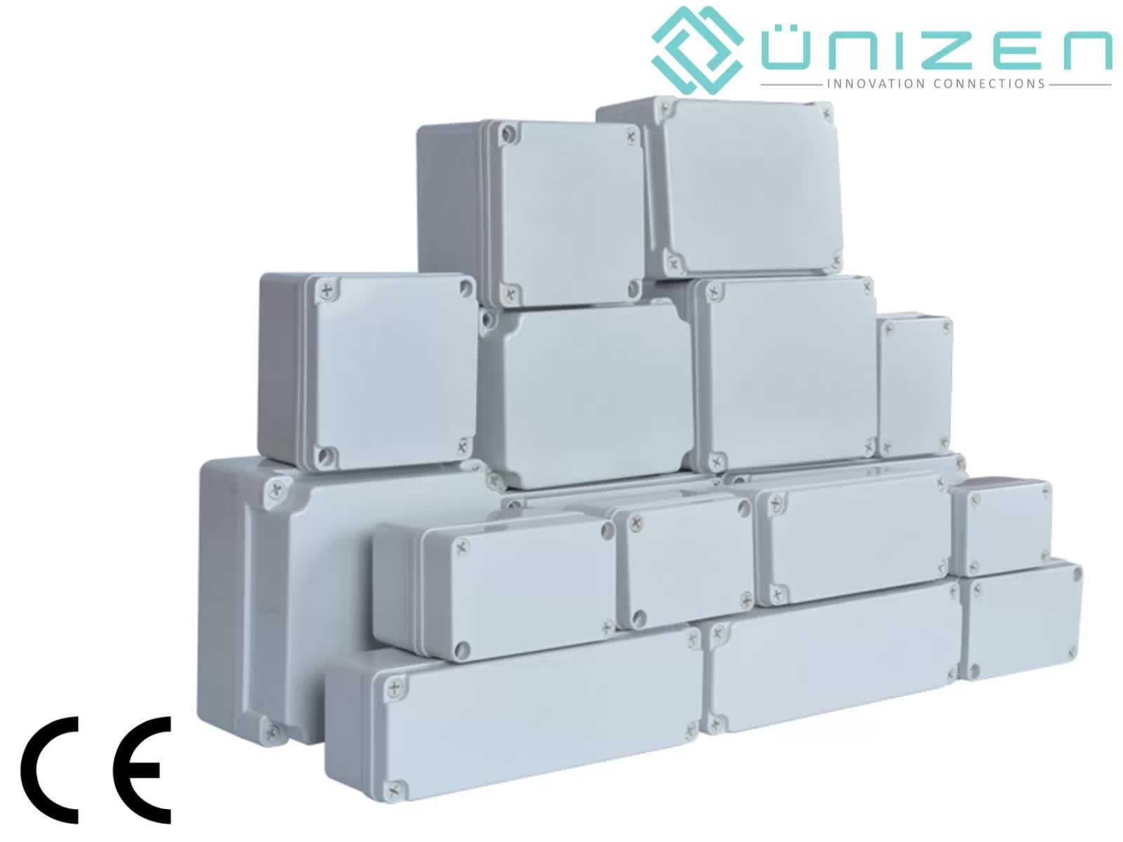 Unizen Abs Waterproof Electrical Enclosures Control Box Switch Box