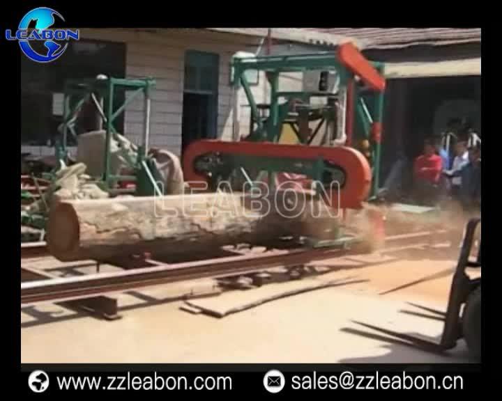 جهاز نشر خشب محمول أفقي LEABON يستخدم في صنع الألواح للبيع