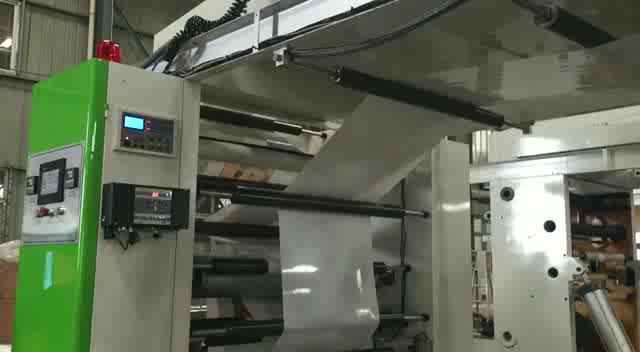 Economic Central Impression flexography Printing Machine