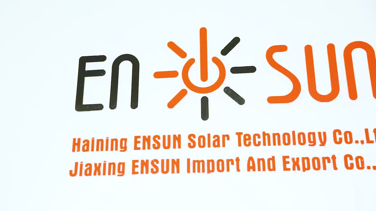 ENSUN Pressurized Solar Collector vacuum tube