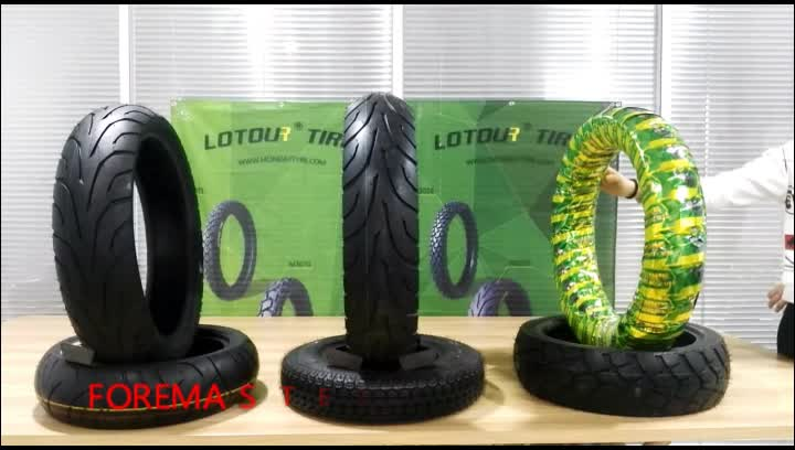 china famous Lotour brand motorcycle tire 4.00-8 90/90-18 motorcycle tire