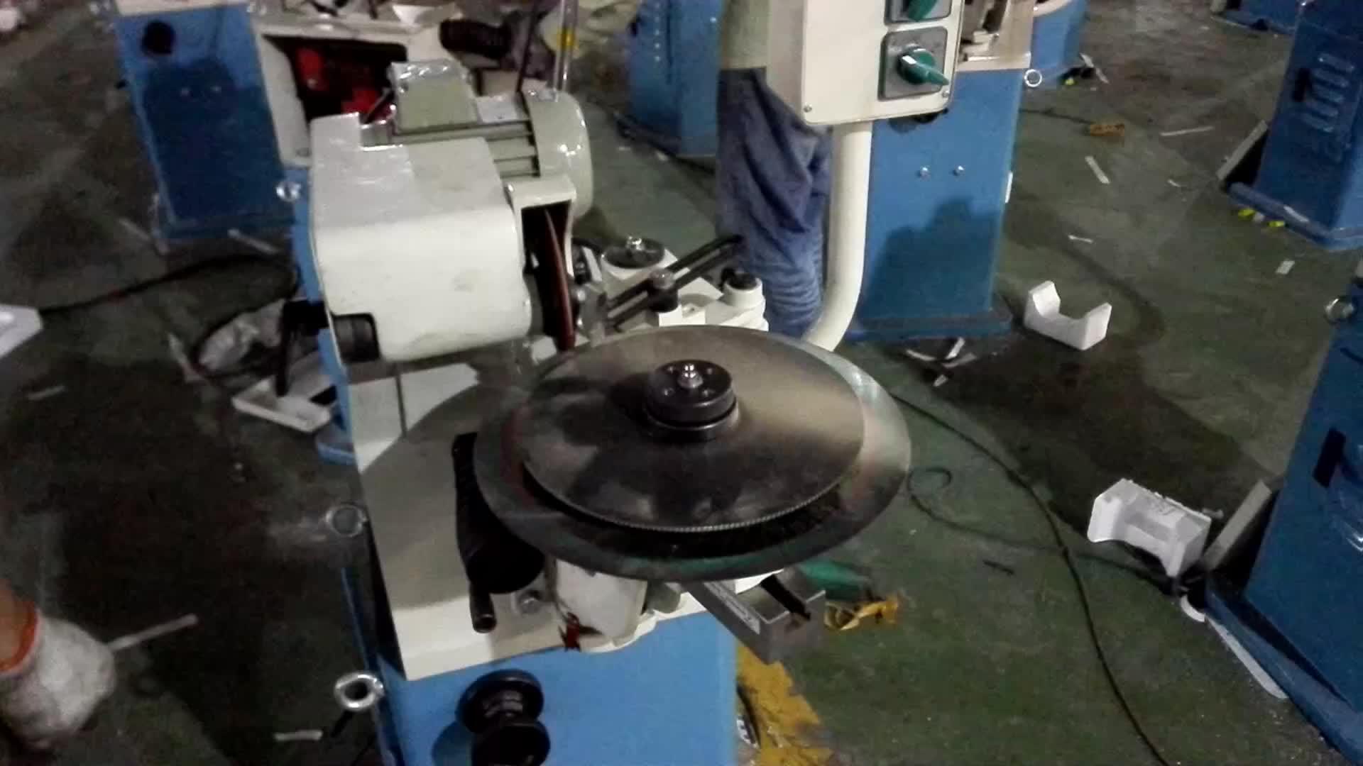 Hot koop cirkelzaagblad slijpen slijpen machine CT-450