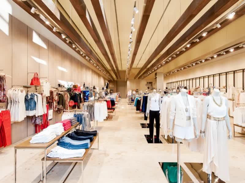 Fashion Unique Wall Retail Store Furniture Shop Design Ideas For ...