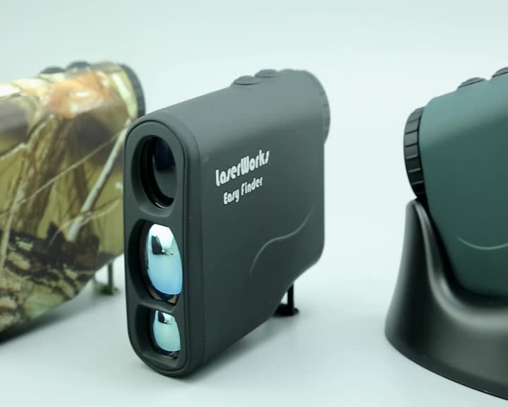 Best selling 6x21 600m Standard vision 5 kind modes OEM Hunting Laser Rangefinder for Golf and Hunting
