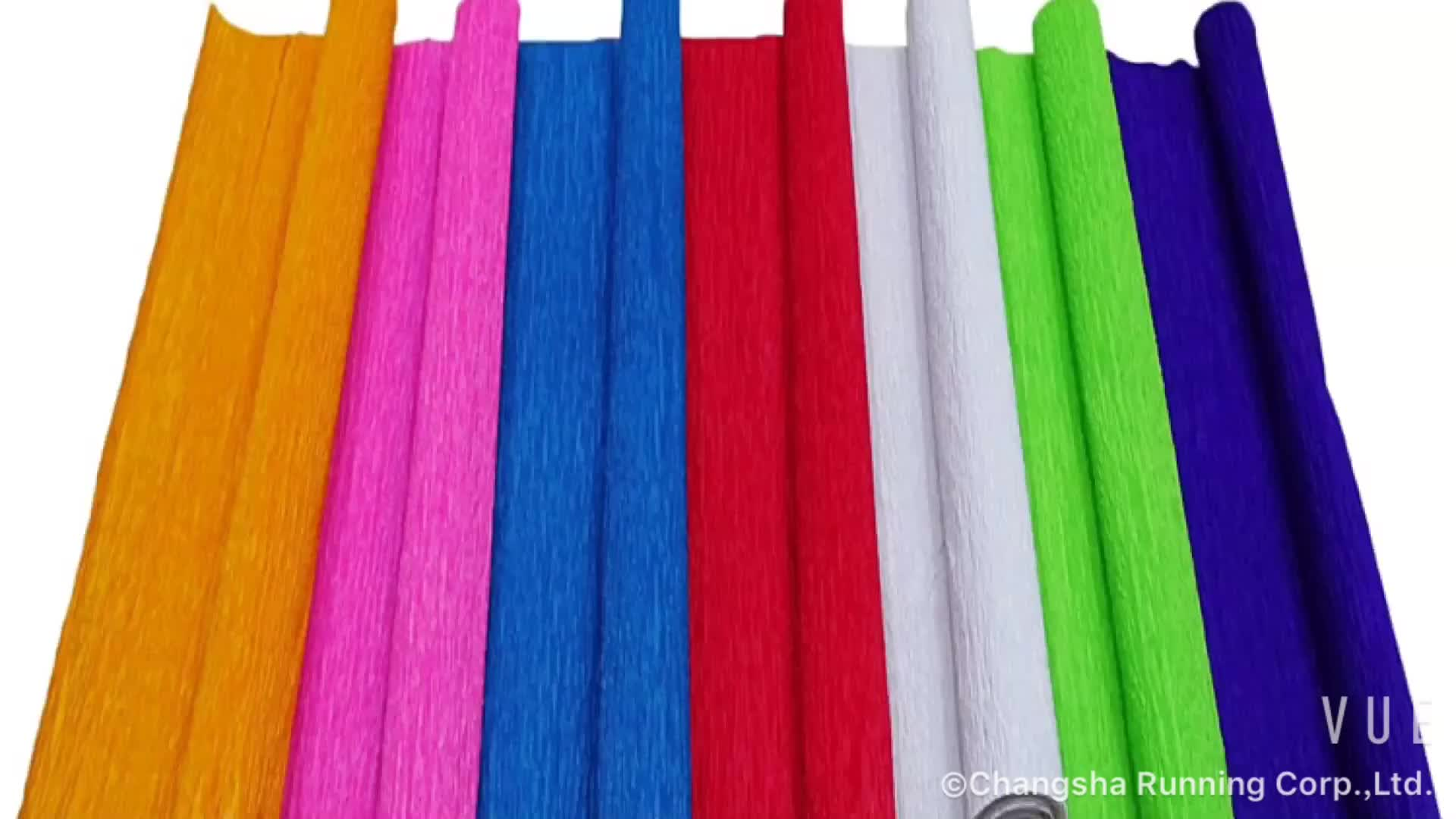 Высокое качество креп рулона бумаги с 8ft длина 20in ширина