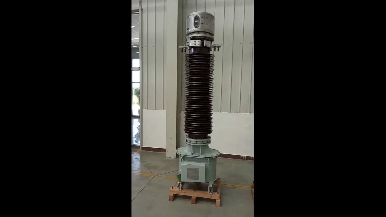 132kV Stromwandler