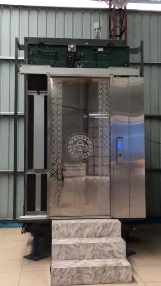 Cheap price residential lift 6 person passenger elevator for Cheap home elevators