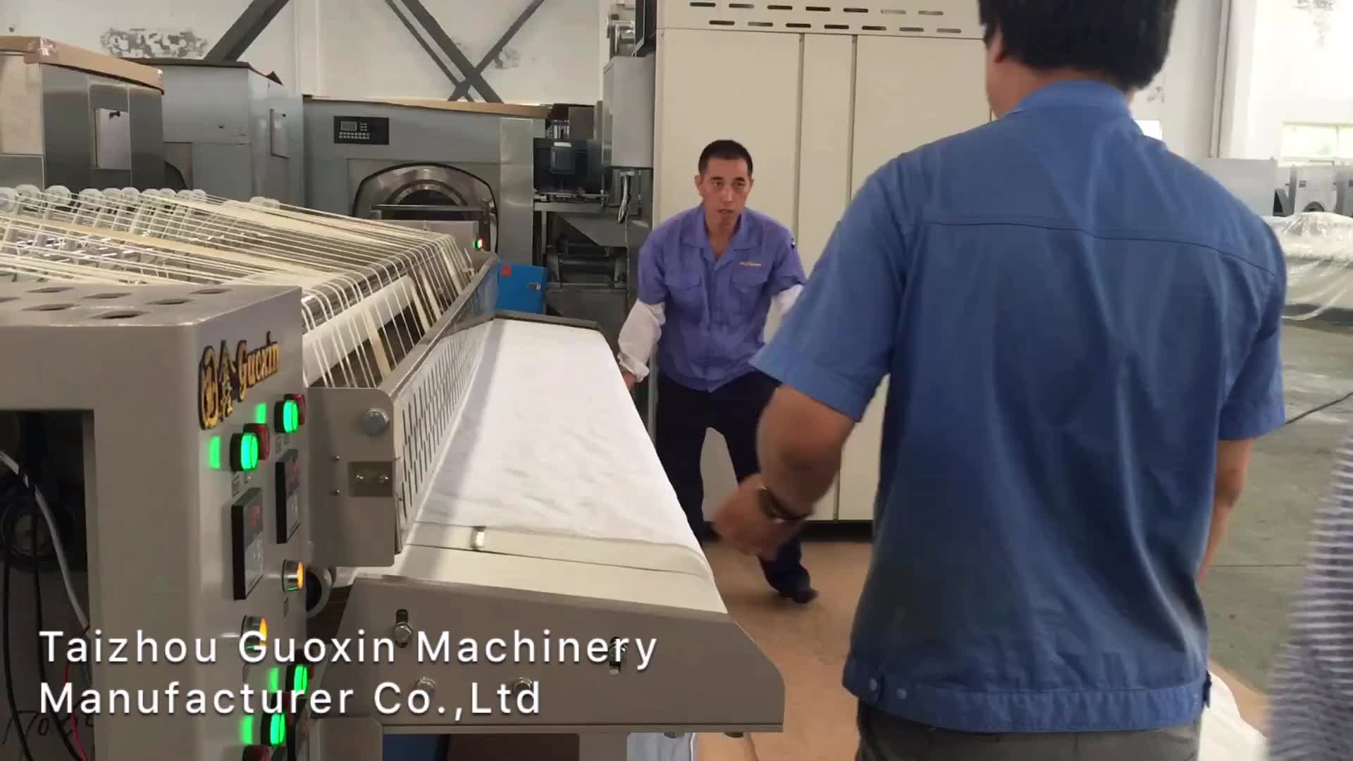 fold clothes machine
