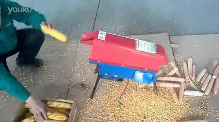 500 кг/ч мощность электрическая кукурузная мельница/кукурузная молотилка для продажи