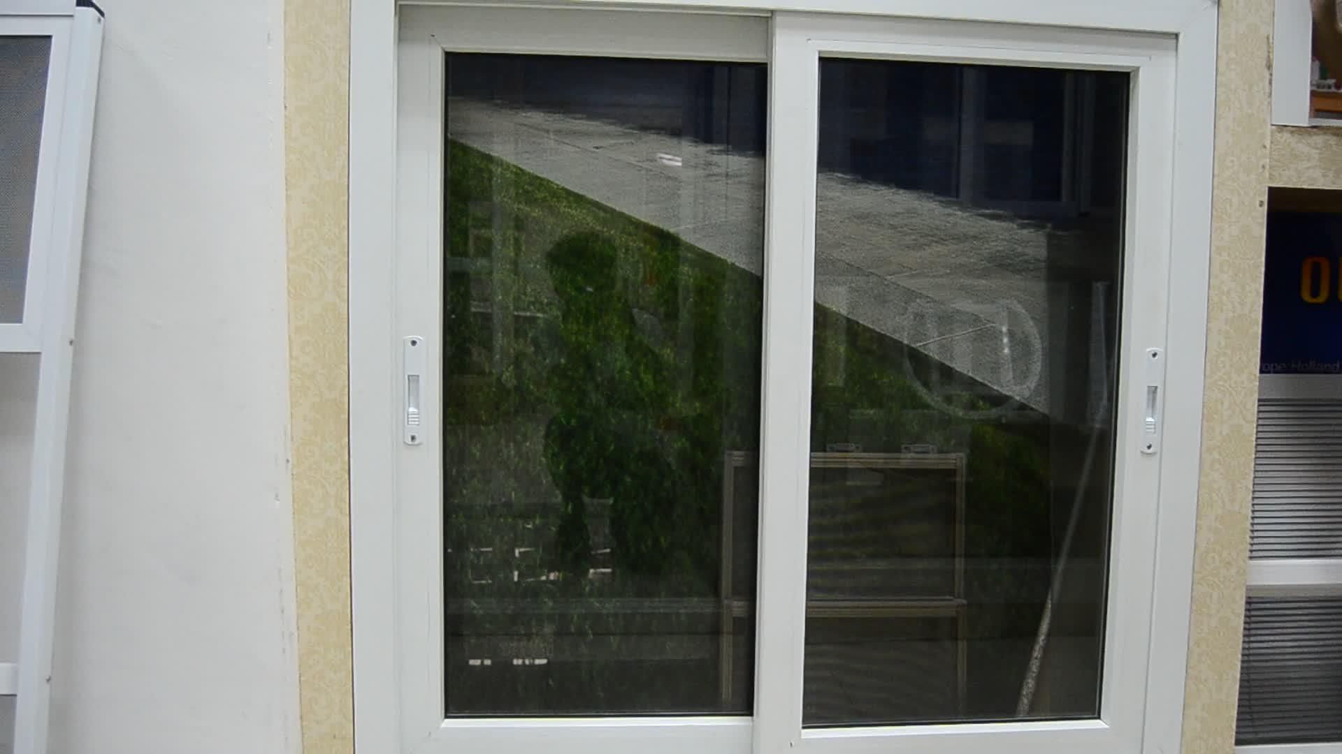 Sliding Window Track : Track upvc sliding window with mosquito net buy