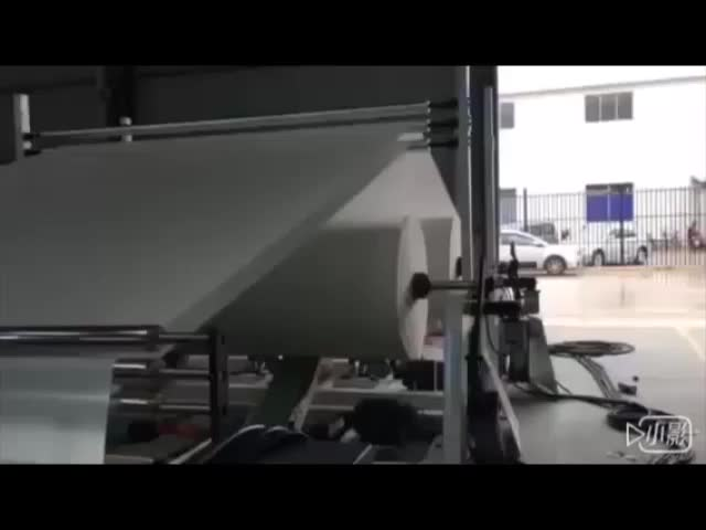 CE certification automatic toilet roll paper rewinding machine