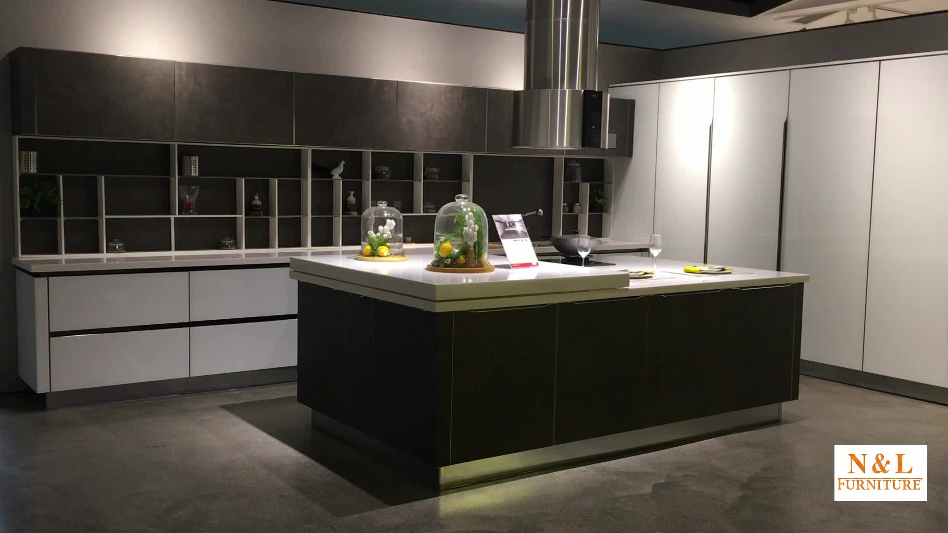 Modern Kitchen Combo Kitchen Cabinet Furniture Design Europe With Best  Quality And Cheap Price