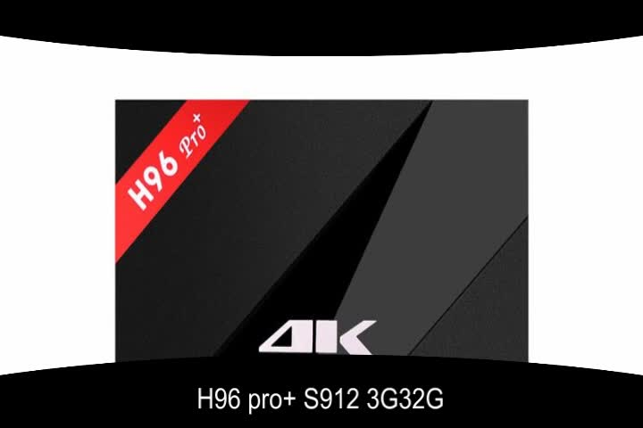 China cheap H96 MAX RK3399 4G 32G six core full hd 1080p video android 7.1 with pri android 6.0 tv box
