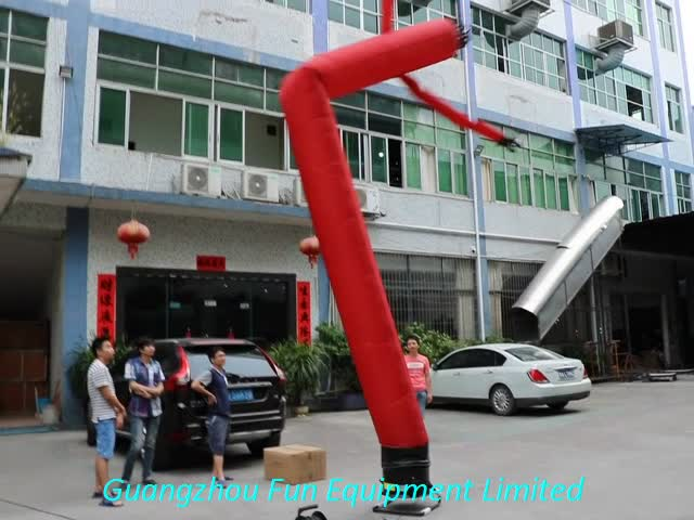 High quality air sky dancer for advertising with air blower inflatable sky dancer  air dancer for sale