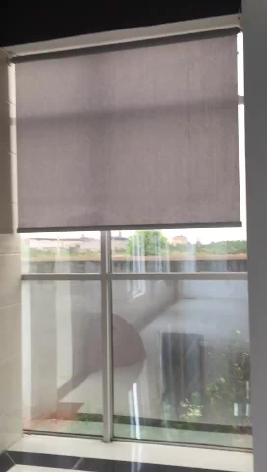 Motorised Roller Blinds with CE ISO9001 ISO14001 ISO45001