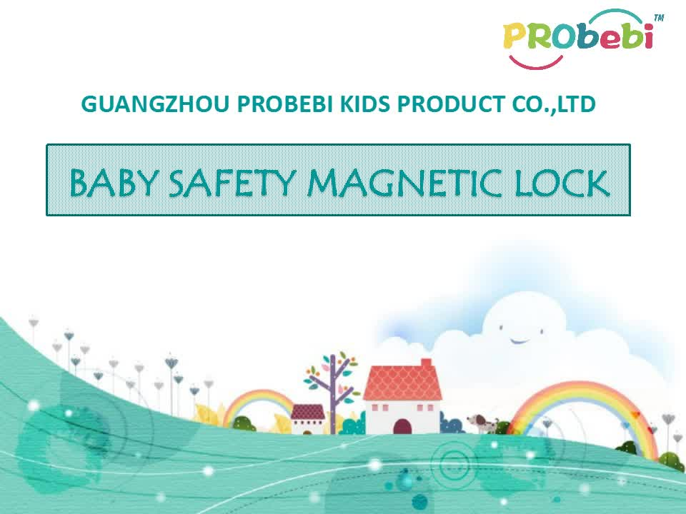 OEM baby child kids safety Locking cabinets baby lock magnetic