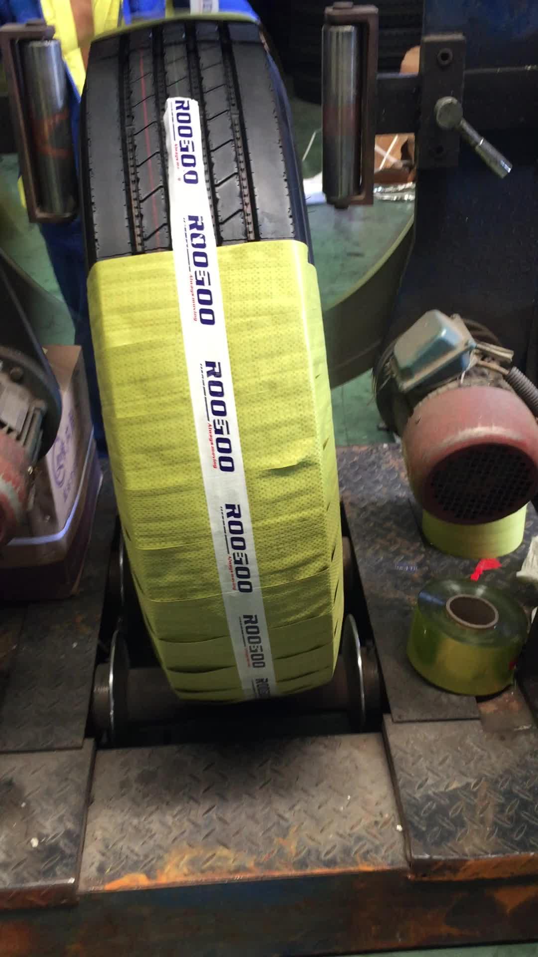 ROOGOO Llantas Neumaticos para Camiones 295/80R22.5 Truck Tyre