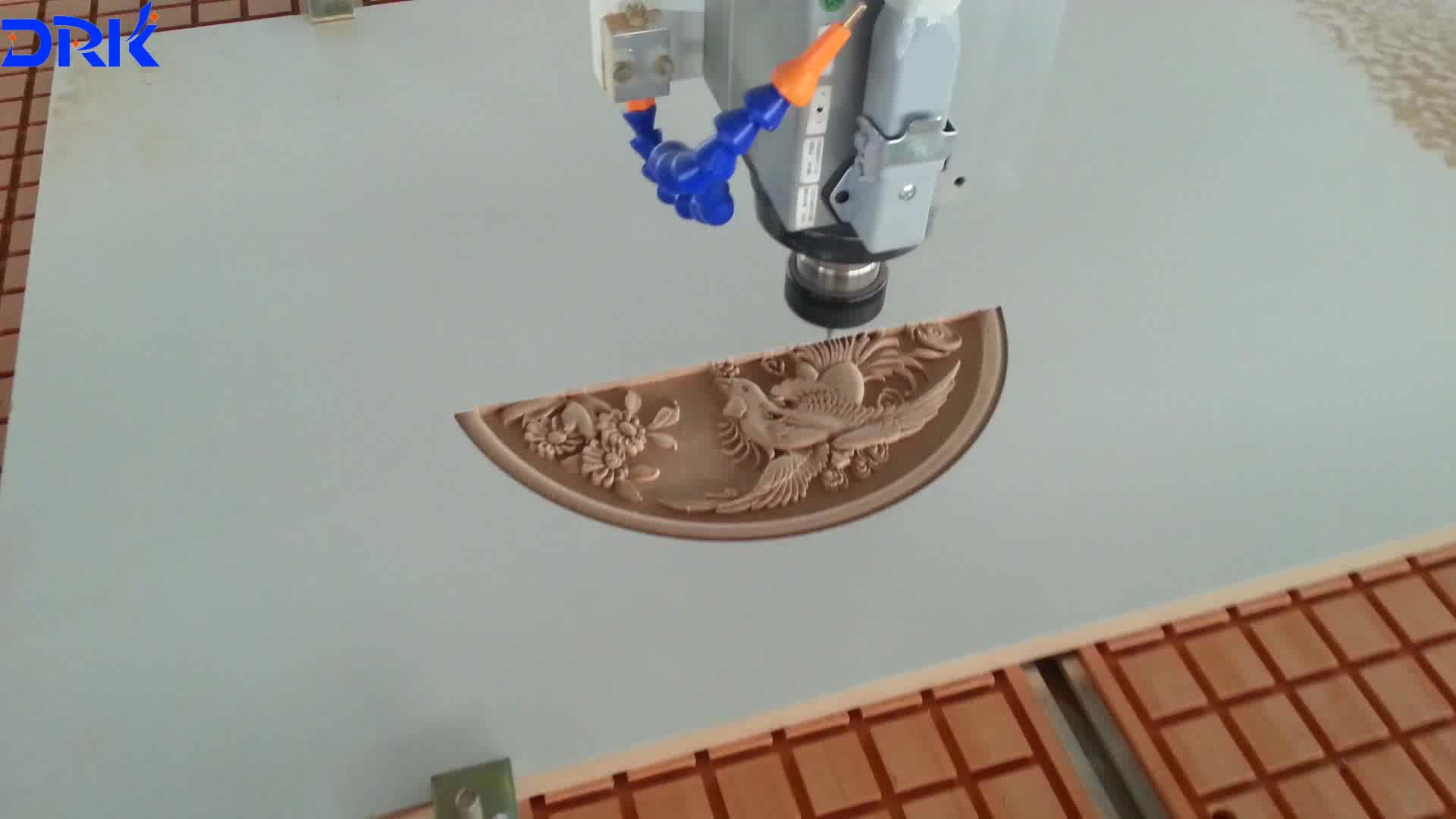 China single/doubel CNC wood engraving machine woodworking center 3d furniture sculpture CNC wood carving Router machine