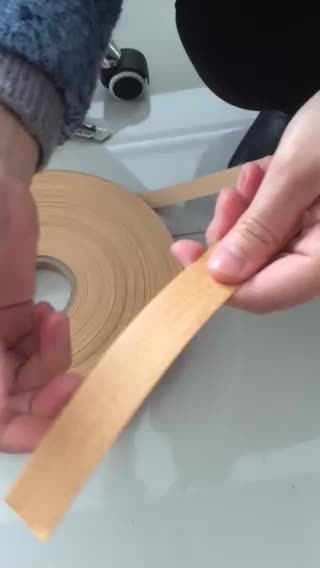 1mm plastic  pvc edge banding tape for plywood mdf chipboard