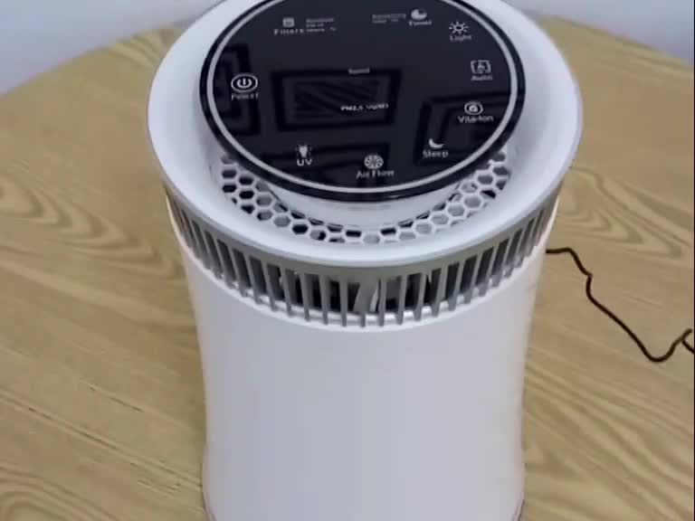 Home Air Purifiers Product ~ Home air purifier hepa portable filter