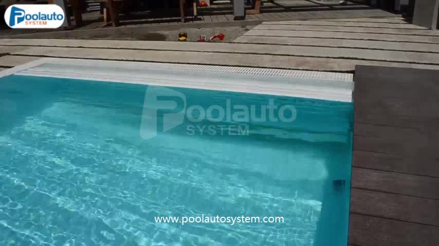 Automatic Above Ground Safety Swimming Pool Cover Cost Professional Customized Factory Buy
