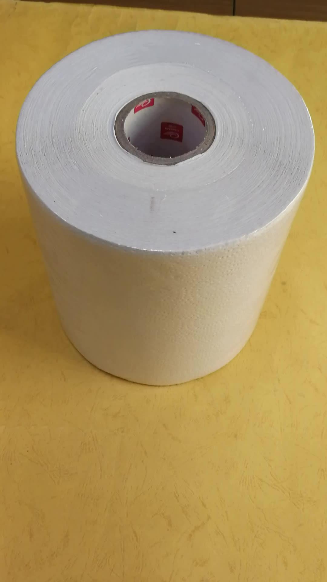 ศูนย์อาหารดึงมือม้วนกระดาษม้วนผ้าขนหนูขายส่ง