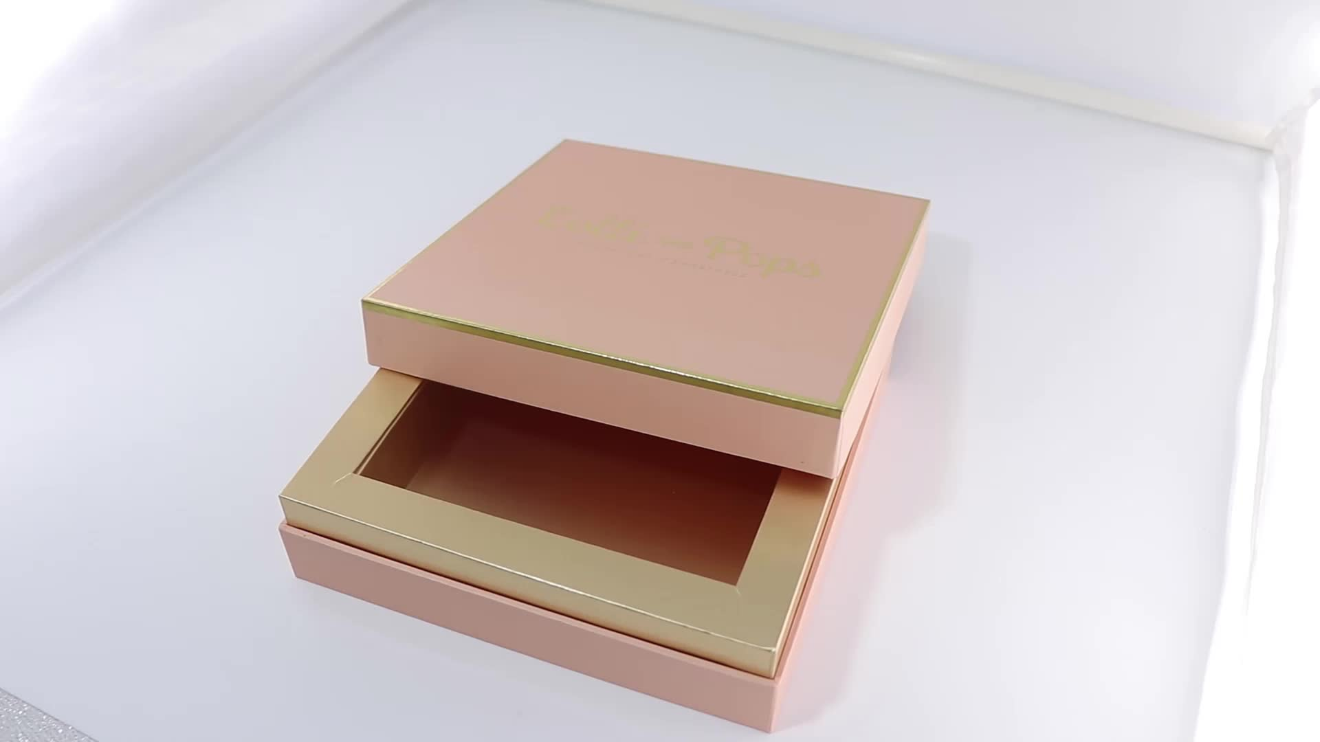 Get 100USD Coupon custom design wholesale high quality chocolate gift box luxury chocolate boxes
