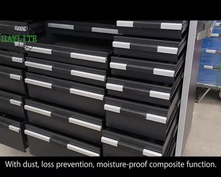 Vertical Steel Drawer Wardrobe Cabinet Base