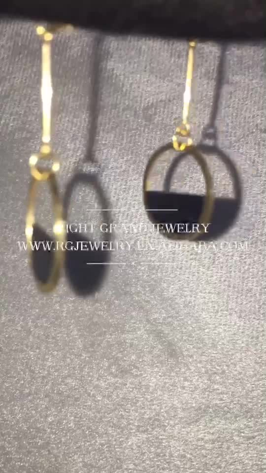 China New Style Jewelry Top Design Surgical Steel Made Earring ...
