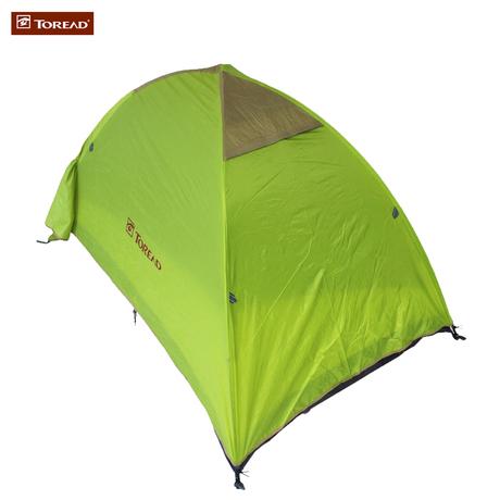 正品探路者户外双人双层三季帐野营旅游登山帐篷装备TEDA90003-2商品大图