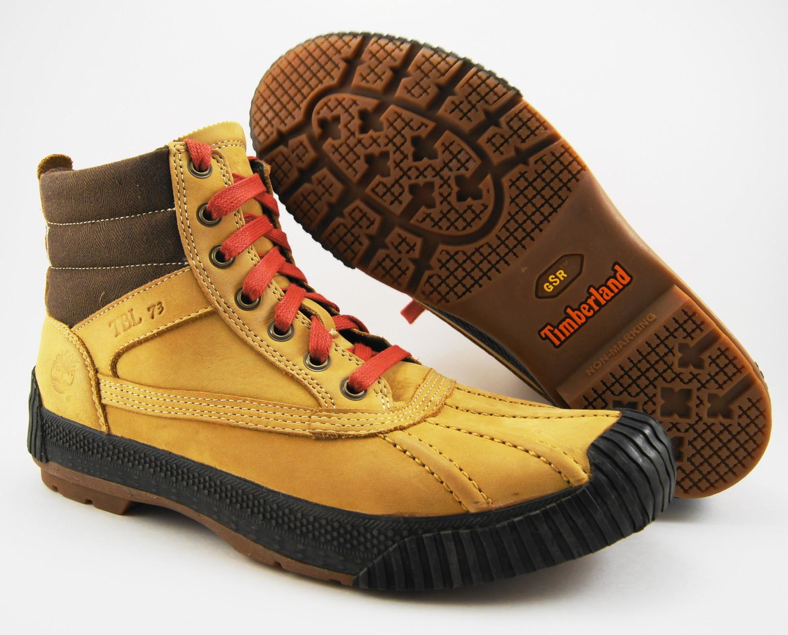 Ботинки мужские Timberland 8888