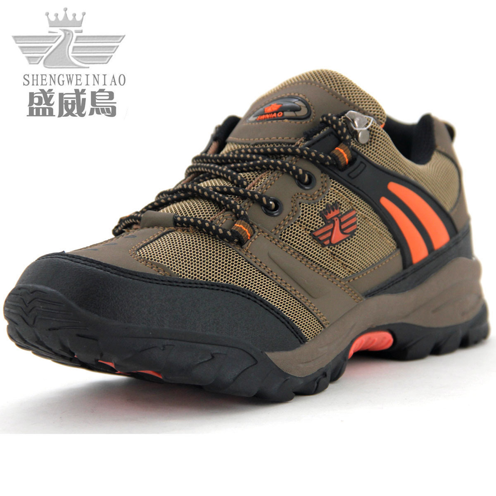 Summer outdoor breathable men's hiking shoes men's authentic shoes walking shoes men's shoes men's outdoor shoes
