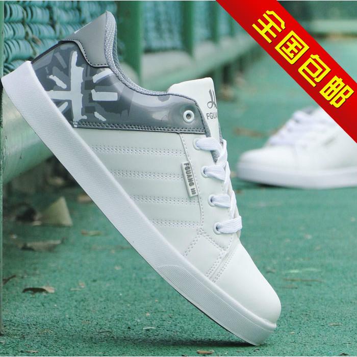 Демисезонные ботинки Ji Erkang 235 Обувь на тонкой подошве ( для скейтборда ) Для отдыха Другой материал не из натуральной кожи Круглый носок Шнурок Лето