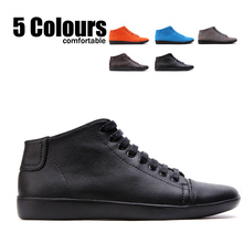AXG British han edition fashion high help tide everyday casual shoes sandals shoes men's shoes shipment is not complete