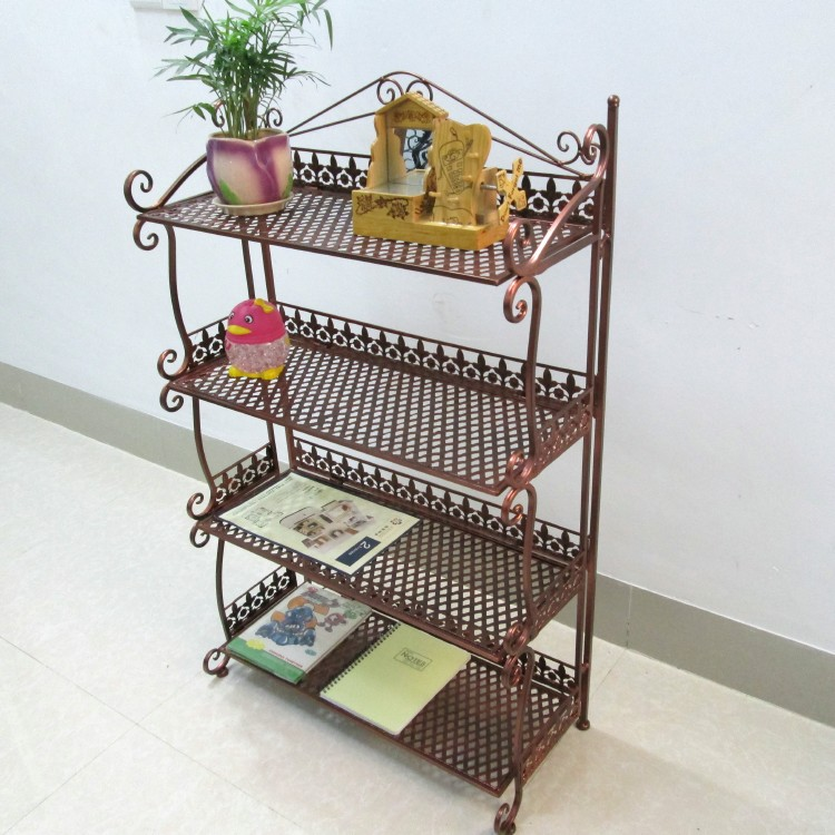 Полка для обуви Fine iron furniture
