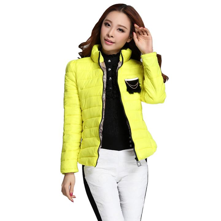 Женская утепленная куртка Its own brand yx8314 2013
