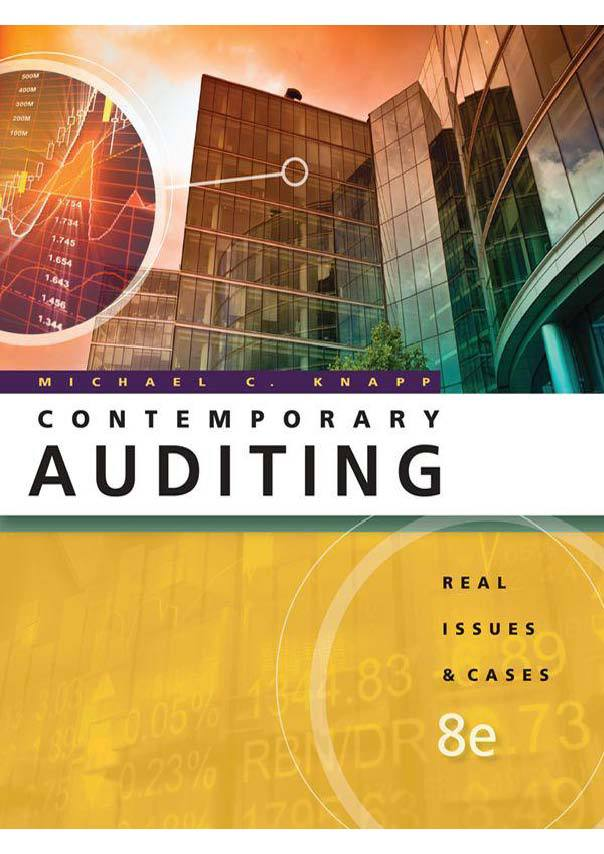 Лампы для электронной книги contemporary auditing, real issues and cases, 8th edition