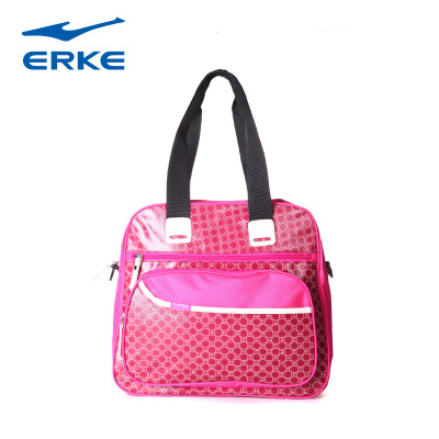 Genuine erke Erke Chinese unisex sports bag handbag shoulder bag satchel bag new