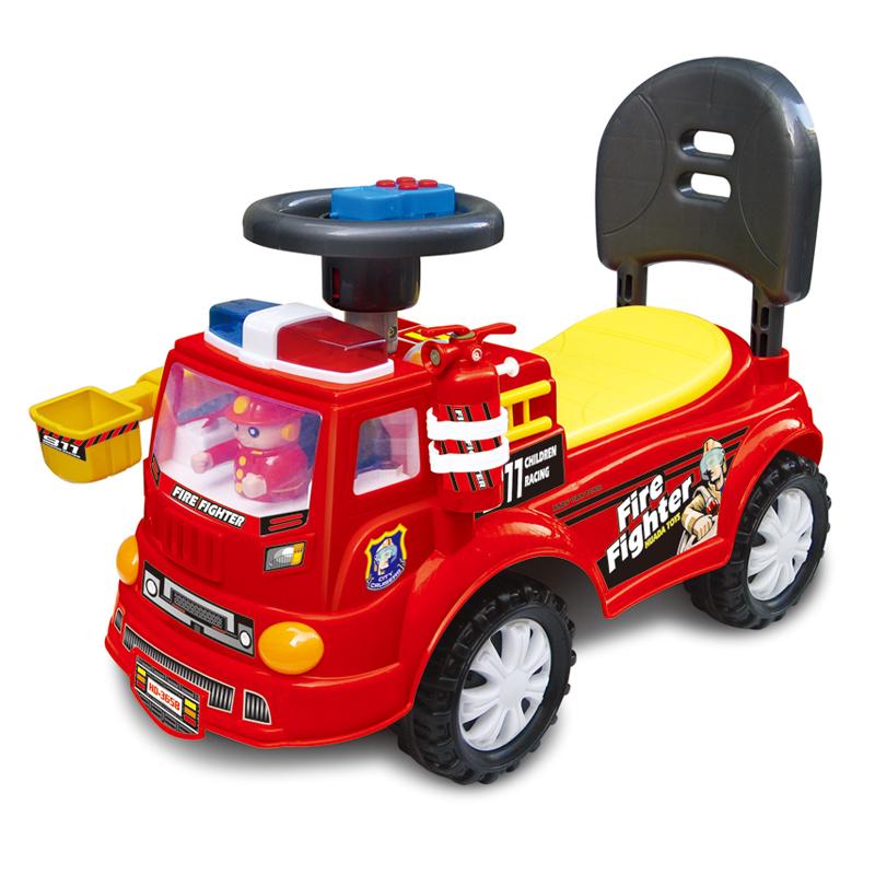 Детская машинка-каталка Huada