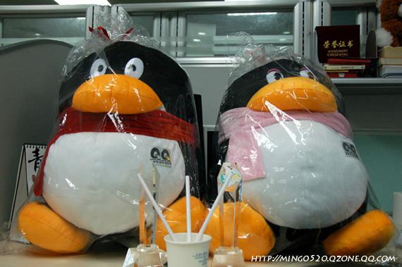 Мягкая игрушка Tencent QQ  QQ 45CM