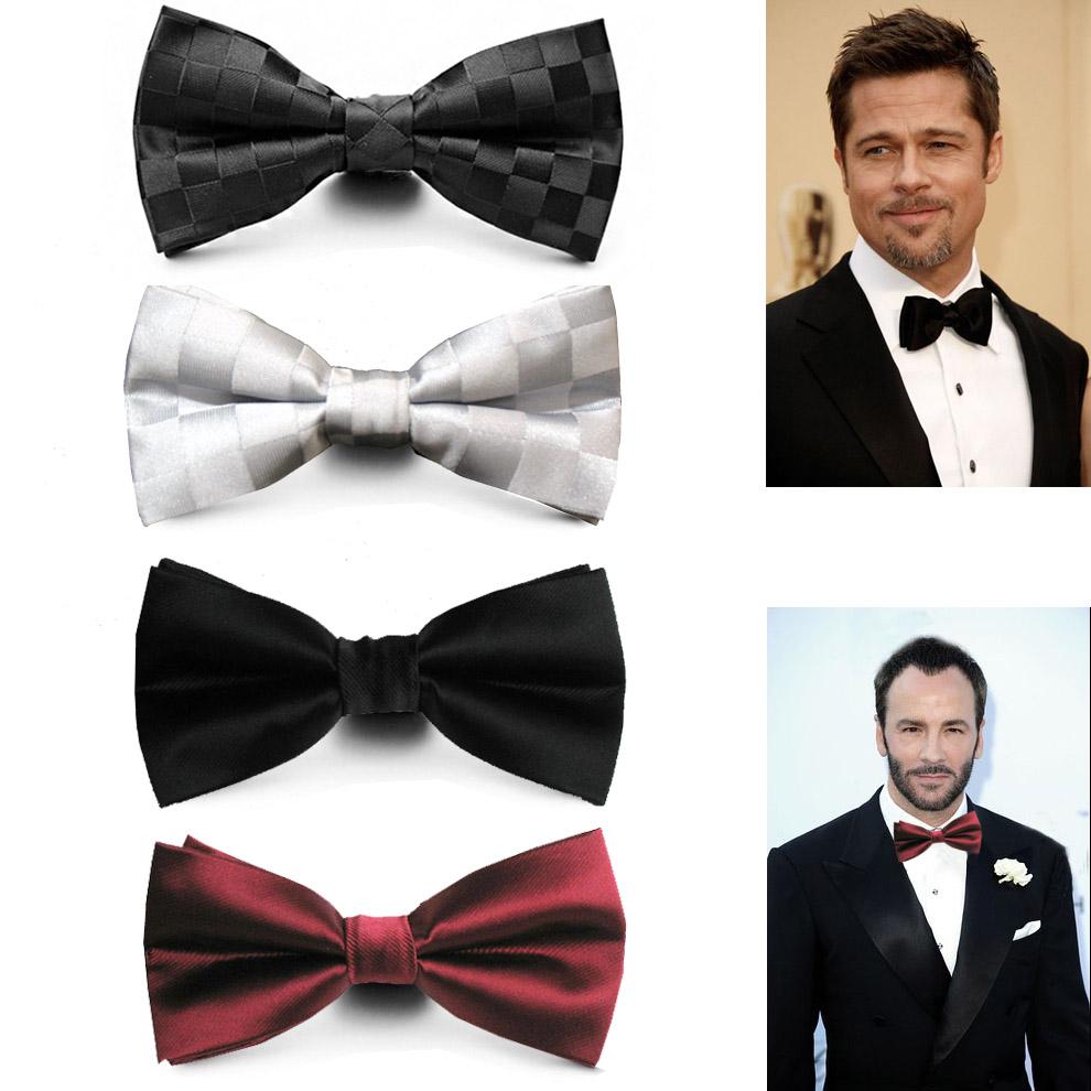 Exclusive bright orange high-grade satin the groom bow tie Men the pocket towel Korean version of the dress tie male A-365
