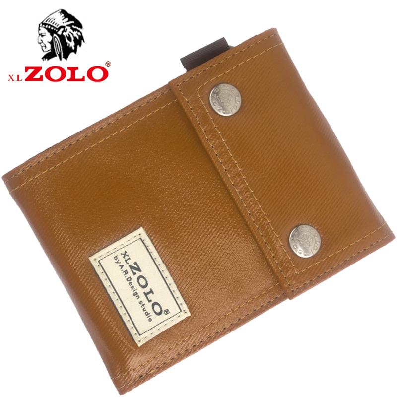 Бумажник Zolo 9085017 Короткие бумажник Девушки Искусственная кожа