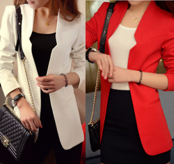 Korean style slim small suit leisure suit jacket
