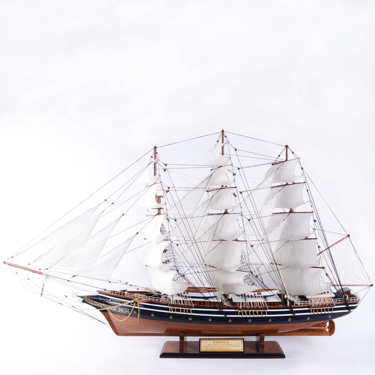 Декоративный корабль Mettle mt008/160 160