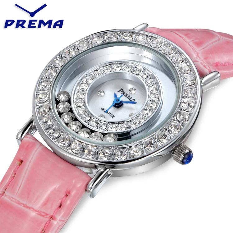 正品牌女表时装表可爱防水钻手表女韩国学生时尚潮流女士手表包邮