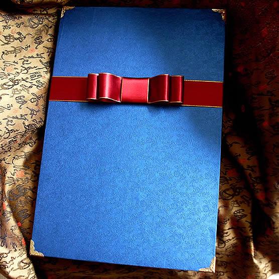 个性原创签到簿签到本婚礼签名册题名录礼金薄记账本签到