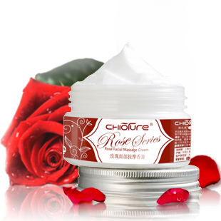 White deep cleaning to the yellow rose facial massage moisturizing and firming the young spring perfume